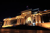 Ulaanbaatar National Museum Chingghis Khaan — Stock Photo