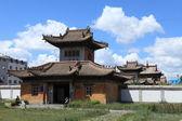 улан-батор choijin лама монастыря — Стоковое фото
