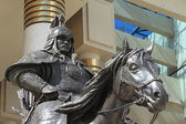 Genghis Khan National Museum Ulaanbaatar — Stock Photo