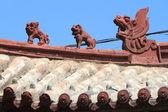 Gandan Monastery Ulaanbaatar — Stock Photo