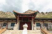 Günjin Süm Temple Monastery Mongolia — Stockfoto