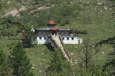 Günjin Süm Temple Monastery Mongolia — Stok fotoğraf