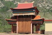Günjin Süm Temple Monastery Mongolia — Stock Photo