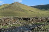 Orkhon Valley National Park Mongolia — Stock Photo