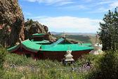 Tuvkhon Monastery Mongolia — Stock Photo