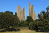 The Friedland 2 World War Monument Germany — Stock Photo