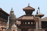 The Temple City Bhaktapur in Nepal — Photo