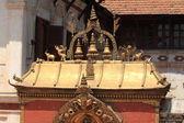 The Temple City Bhaktapur in Nepal — Stockfoto