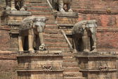 The Temple City Bhaktapur in Nepal — Stock Photo