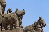 The Temple City Bhaktapur in Nepal — Foto de Stock