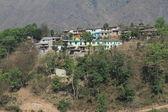 Village in Nepal — Stock Photo