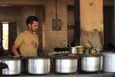 Indian Street Restaurant — Stockfoto