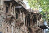 Varanasi tapınak Hindistan — Stok fotoğraf