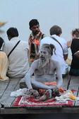 Sadhu Santo — Foto de Stock