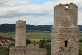 城堡勃兰登堡 — 图库照片