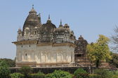 The Temple City of Khajuraho in India — Stock Photo