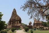 The Temple City of Khajuraho in India — Stock Photo