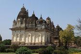 The Temple City of Khajuraho in India — Stockfoto