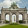 Brussels Jubilee Park — Stock Photo