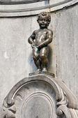 ブリュッセルでのマネキン小僧 — ストック写真