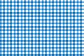 Padrão de toalha de piquenique italiano com listras azuis — Fotografia Stock