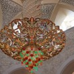 Sheikh zayed mosque — Stock Photo #23618297