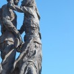 War monument — Stock Photo #25948217