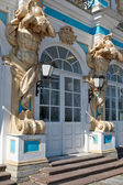 Columns of Catherine Palace — Stock Photo