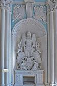Hermitage beeldhouwkunst — Stockfoto