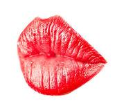 Close-up of lips — Stock Photo