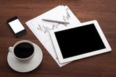 Digital tablet — Zdjęcie stockowe