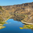 Stock Photo: Snake River Canyon