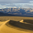 Mesquite Flat Sand Dunes — Stock Photo