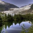 Stock Photo: Mendenhall Glacier, Juneau