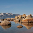 Stock Photo: Zephyr Cove, Lake Tahoe