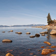 Stock Photo: Lake Tahoe Panorama