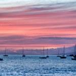 Maui Sunset — Stock Photo