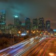 Stock Photo: PhiladelphiSkyline at Night