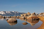 Zephyr Cove, Lake Tahoe — Stock Photo