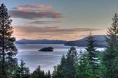 Lake Pend Oreille, Idaho — Stock Photo