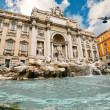 ������, ������: The Trevi Fountain