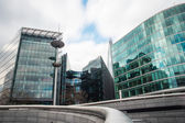 London Cityscape around city hall — Stock Photo