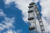 London Eye — Stock Photo