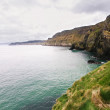 Carrick-a-Rede in Northern Island — Stock Photo