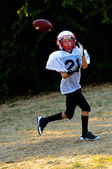 American Youth Football — Stock Photo