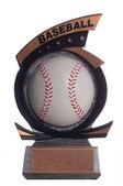 бейсбольный трофей — Стоковое фото