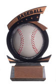 Baseball trophy — Stockfoto