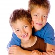 Stock Photo: Brotherly Love