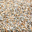 Close-up gravel rocks — Stock Photo