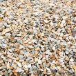 Royalty-Free Stock Photo: Close-up gravel rocks